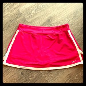 Pink Nike Skort